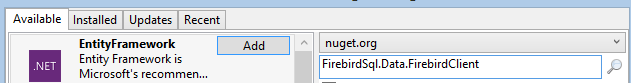 NuGet Search