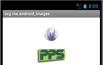 Screenshot after five clicks on the PPS image